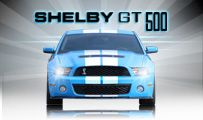 Stage de pilotage Ford Mustang Shelby GT500